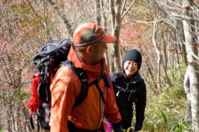 Gassan trekking 27