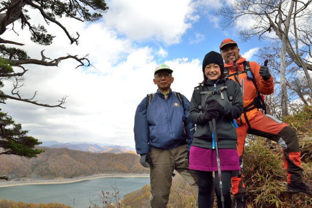 Gassan trekking 30