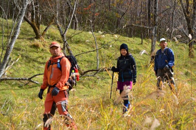 Gassan trekking 34