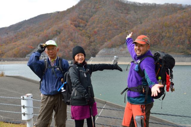 Gassan trekking 37