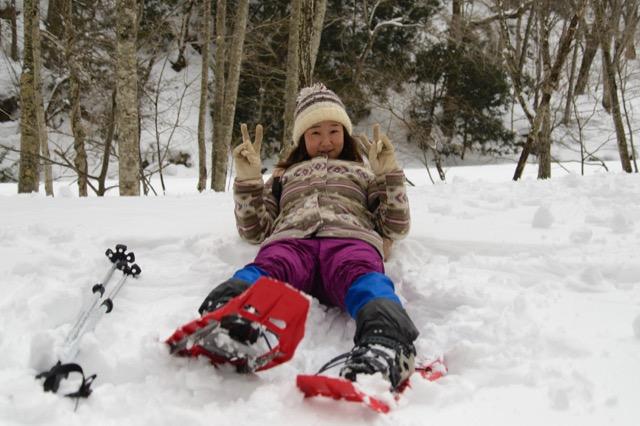 Okukinu snowshoe 17
