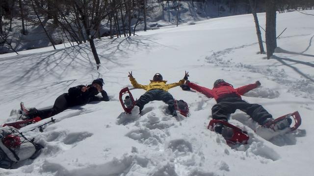 Okukinu snowshoe 82