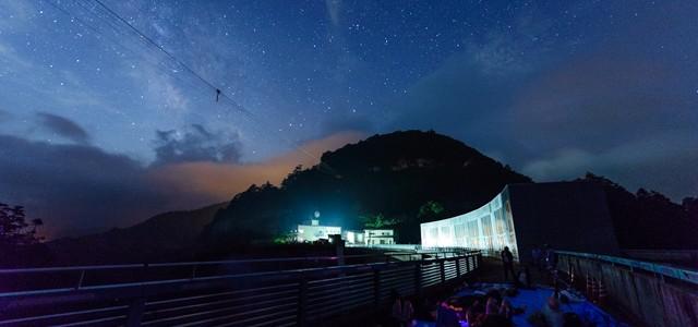 【2016/8/6(土),8/7(日)】ダムの上の天然プラネタリウム!川俣ダムで星空観察