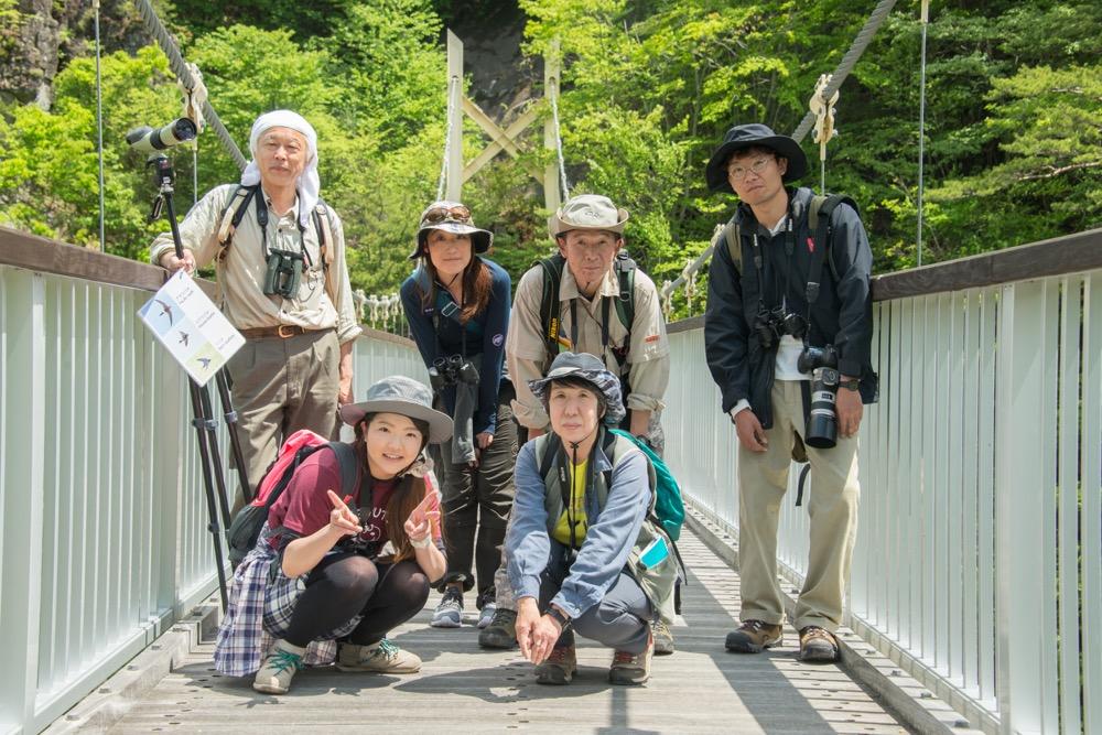 【2017バードウォッチング+自然観察レポ】新緑の川俣で出会った33種類以上の生きもの