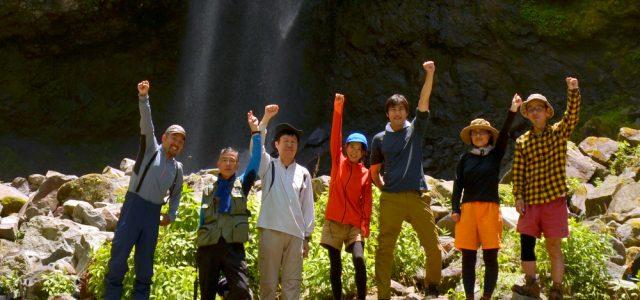 【2017 布引の滝トレッキング】関東最大の落差を誇る名瀑と激レアな○○に大興奮!