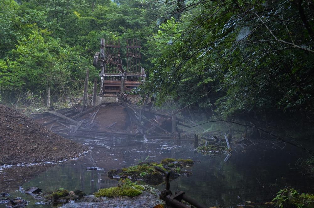 【11/19(日)】哀愁ただよう栗山遺産 日向鉱山跡 廃墟トレッキング