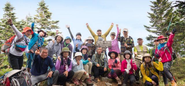 【2017根名草山トレッキングレポ】登山上級者も唸った!奥日光→栗山の絶景縦走ルート