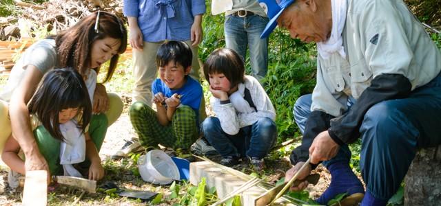 【2015③ 石焼き体験レポ】野菜も箸も自分で準備。地域の方とふれあい楽しく伝統グルメ