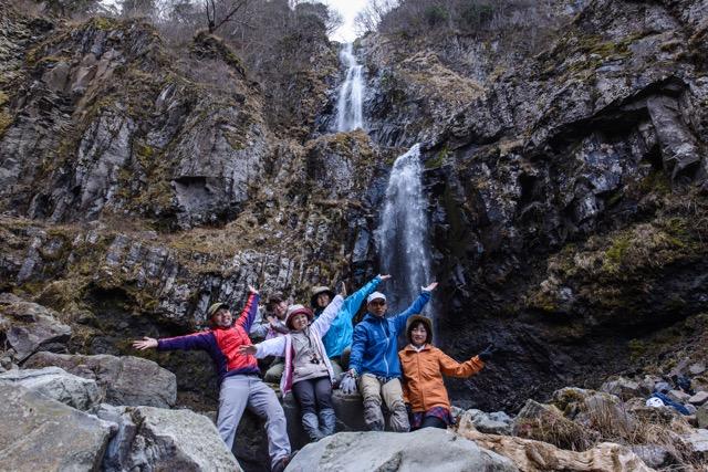 【2015㉔㉕布引の滝トレッキングレポ】 落差関東一の滝と苔むすジブリの森に心奪われる
