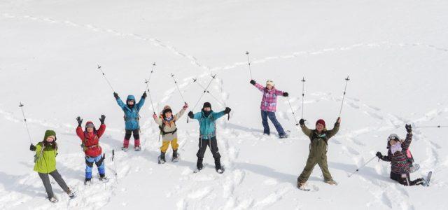 【2016㉘奥鬼怒スノートレッキング レポ】冬の楽しみいっぱい!白銀の世界を自由に散策