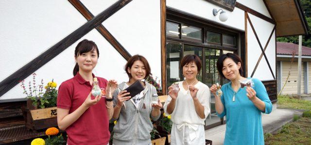 【2017 鹿革クラフト体験レポ】 栗山ツアー初の女子向け企画!楽しさいっぱいのハンドメイド