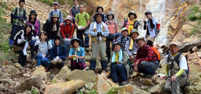 【2017西沢金山跡 散策レポ】これぞ秘境、栗山に隠された幻の金山跡