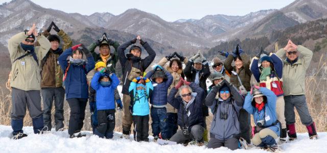 【2/24(日),3/3(日)】土呂部の冬のごちそう 雪の上のお楽しみ かんじき自然観察+メープルシロップ採取体験