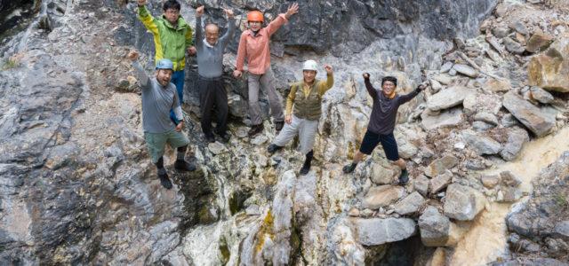 【湯沢噴泉塔レポ】ベテラン登山者たちがなぜアドベンチャーツアーに参加するのか?