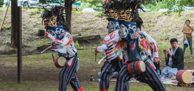 【獅子舞鑑賞レポ】獅子舞をきっかけに増える栗山ファン