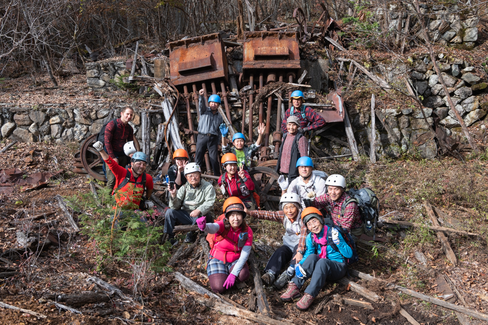 【日向鉱山跡 廃墟トレッキングレポ】ずっと行きかった…70年越しの夢が実現