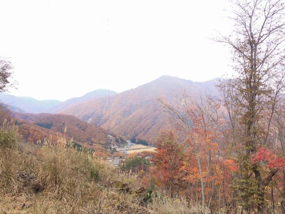 【11/18(日)】道の駅出発のお手軽コース おまけでダム見学も♪ 葛老山トレッキング