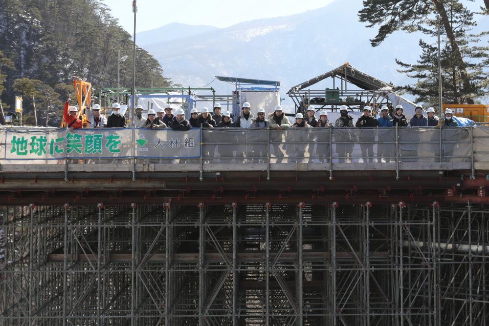 【真冬の川俣ダムツアーレポ】史上初公開も!冬にだけ見れる新たな魅力