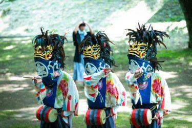 【獅子舞鑑賞 レポ】想像して楽しむ獅子舞の意味。ダム巡りもセット